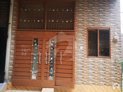 2 Marla Double Storey Brand New House For Sale