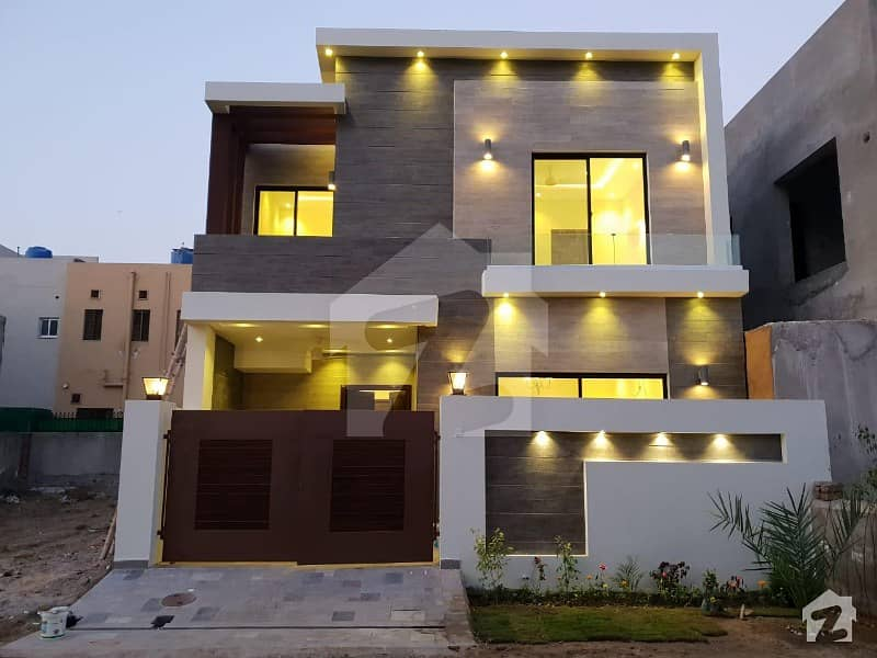 5 Marla Brand New Luxury House For Sale  Location State Life Phase 1 Block  A