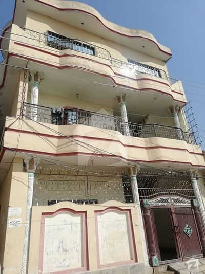 6 Marla Triple Storey Corner House For Sale In Islamabad