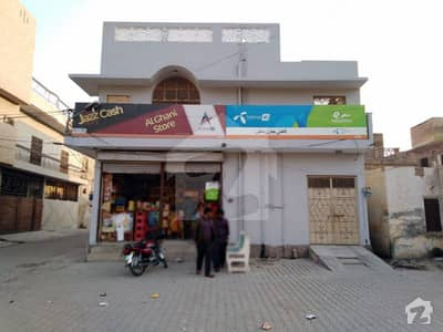 5.75 Marla Commercial House Is Available For Sale In Cantt Multan