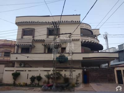 335 Sq Yard Corner Double Storey Bungalow Available For Sale At Gulshan-E-Sehar Wadhu Wah Road Qasimabad Hyderabad