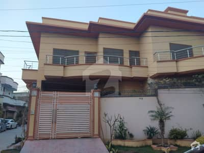 200 Sq Yard West Open Corner Double Storey Bungalow Available For Sale At Gulshan-E-Sehar Wadhu Wah Road Qasimabad Hyderabad