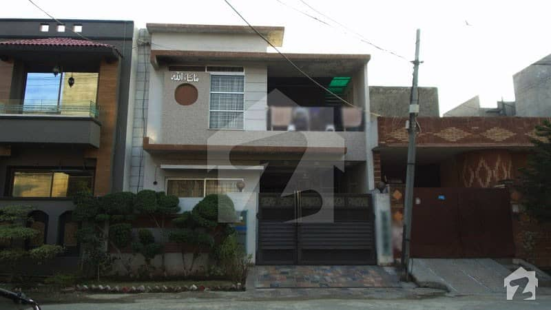 5 Marla House For Sale In A Block Of State Life Phase 1 Lahore