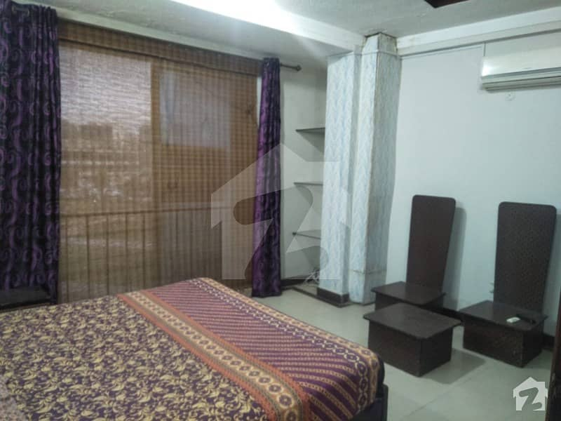 2 Bed Furnished Flat Available For Rent In Hub Commercial