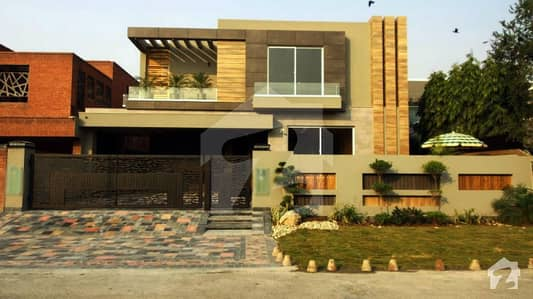 1 Kanal Bungalow With Full Basement For Sale In B Block Of DHA Phase 5 Lahore