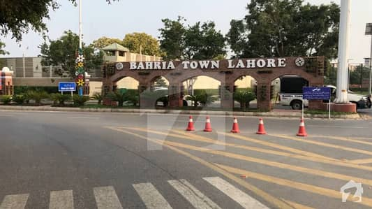 Discount Offer Residential Plot For Sale In Bahria Town Ghazi Block Lahore