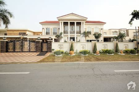 2 Kanal Brand New Stunning Bungalow In Dha Lahore