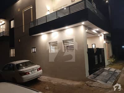 7 Marla Corner Brand New House For Sale In Punjab Small Housing Socity F Block 185