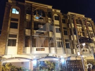 2 Bed DD flat available for sale opposite Quade azam mazaar
