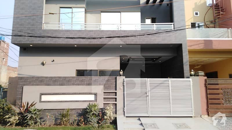 5 Marla Brand New Corner House For Sale In Block A Extension Of State Life Phase 1 Lahore