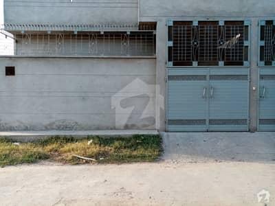 Single Story Beautiful House For Sale At Sahara City Okara