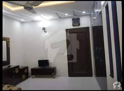 1 kanal Furinshed upper portion available for rent state life society phase 1 lahore