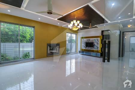 Original Pics Corner Location Mazhar Munir Designed  1 Kanal Bungalow For Sale Near Park