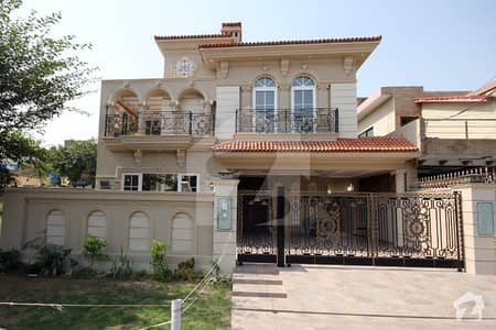 10 Marla Brand New Spanish Design Facing Park Bungalow In Dha Phase 8 At Low Price Near By Big Park  Market