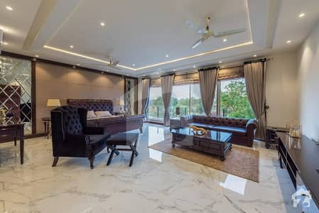 30 Marla Corner Proper Double Unit House With Separate 2 Main Gates In Top Location Of DHA