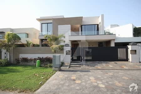 Full Basement 1 Kanal Brand New With 6 Bed For Sale In DHA Phase 8 Park View
