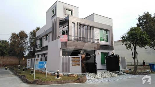 8 Marla Corner House For Sale In Umar Block Sector B Bahria Town Lahore