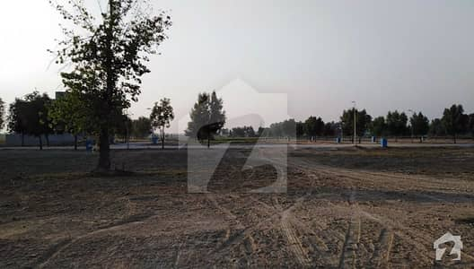 8 Marla Plot For Sale in C Block Phase 2 Bahria Orchard Lahore