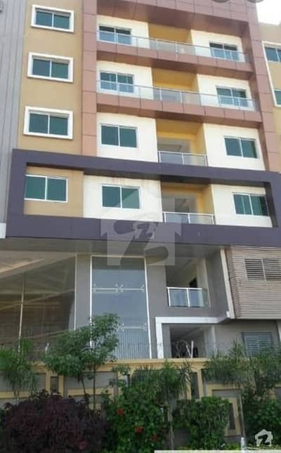 Three Bed Newly Built Flat Is Available Near Nust For Sale