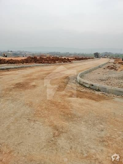 Sector C-2 - New Deal 10 Marla Developed Plot For Sale An Easy Installment In Bahria Enclave Islamabad