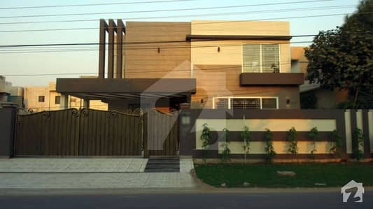 1 Kanal Brand New House With Basement For Sale In Ee Block Of Dha Phase 4 Lahore