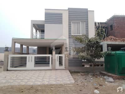 9 Marla Double Storey Villa Available For Sale On Easy Installment Plan