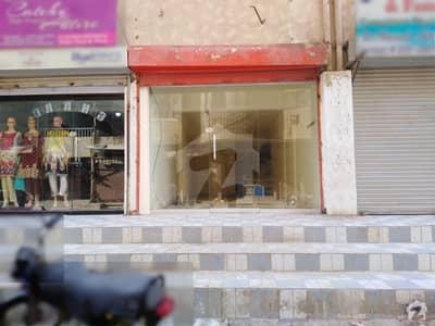 گلستانِِ جوہر ۔ بلاک 14 گلستانِ جوہر کراچی میں 2 مرلہ دکان 87 لاکھ میں برائے فروخت۔