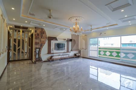 Full Basement with Home Theater 1 Kanal Spanish Villa For Sale