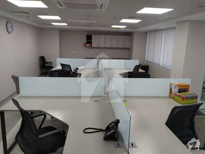 5000 Sq Ft Office Space On Rent In Centrally Aircon Office Project