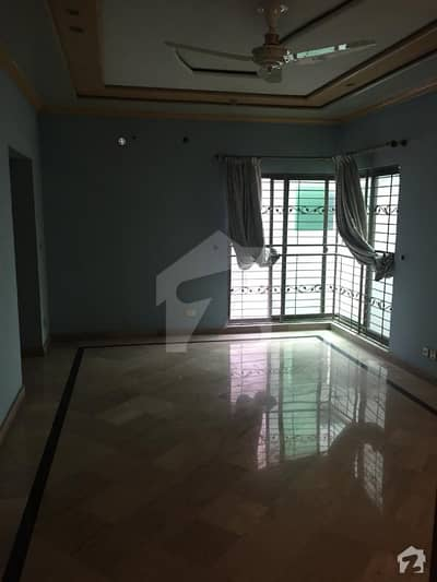 1 Kanal Upper Portion For Rent On Top Location Of K1 Block Wapda Town Lahore