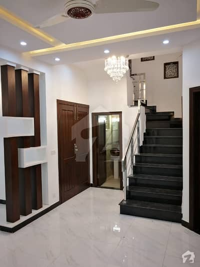 5 Marla Brand New Beautiful and Well Constructed and Designed House at Ideal Location Is Avalable For Rent In Block CC