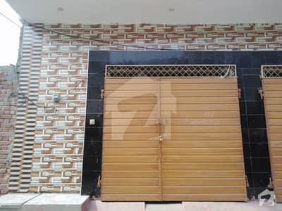 نروالہ روڈ فیصل آباد میں 2 کمروں کا 2 مرلہ مکان 22 لاکھ میں برائے فروخت۔