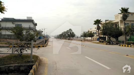 Plot Is Available For Sale On Road 5A