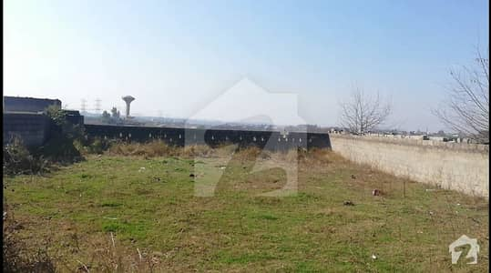 Commercial Plot For Sale On Gt Road Adjacent Dha  Phase 3 Rawat