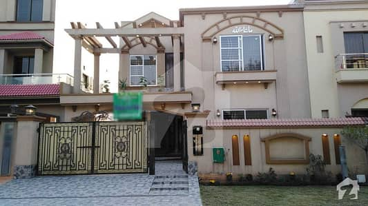 10 Marla House For Sale In Dd Block Sector D Bahria Town Lahore