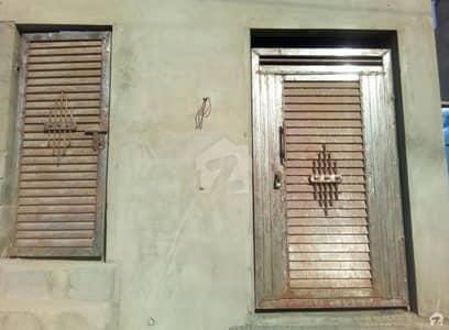 کورنگی کراچی میں 1 کمرے کا 2 مرلہ مکان 25 لاکھ میں برائے فروخت۔