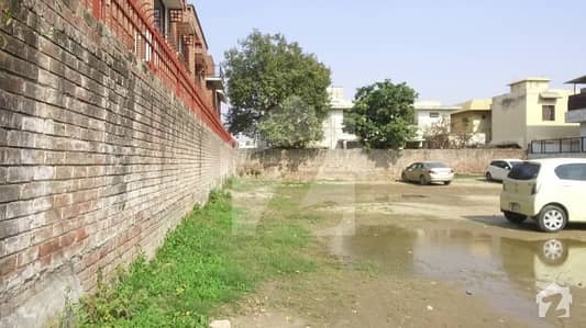 2 Kanal Plot For Sale In A Block Of DHA Phase 1 Lahore