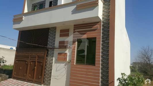 زیب کالونی گجرات میں 3 کمروں کا 4 مرلہ مکان 55 لاکھ میں برائے فروخت۔