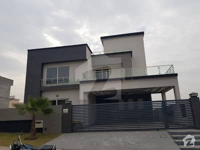 Ideal Location 1 Kanal 7 Bedrooms With Basement Brand New House For Sale In Bahria Enclave Islamabad Sector C