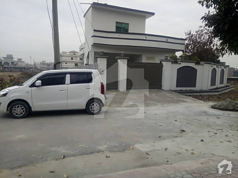 1 Kanal Farm House For Sale in Soan Garden at Very Reasonable rate