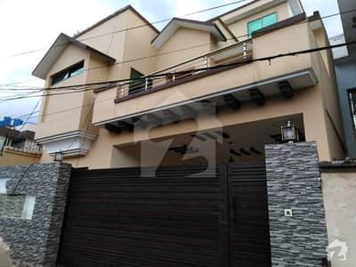 7.5 Marla Double Storey House At Habibullah Colony At Peacefully Area Wide Street Near To Market