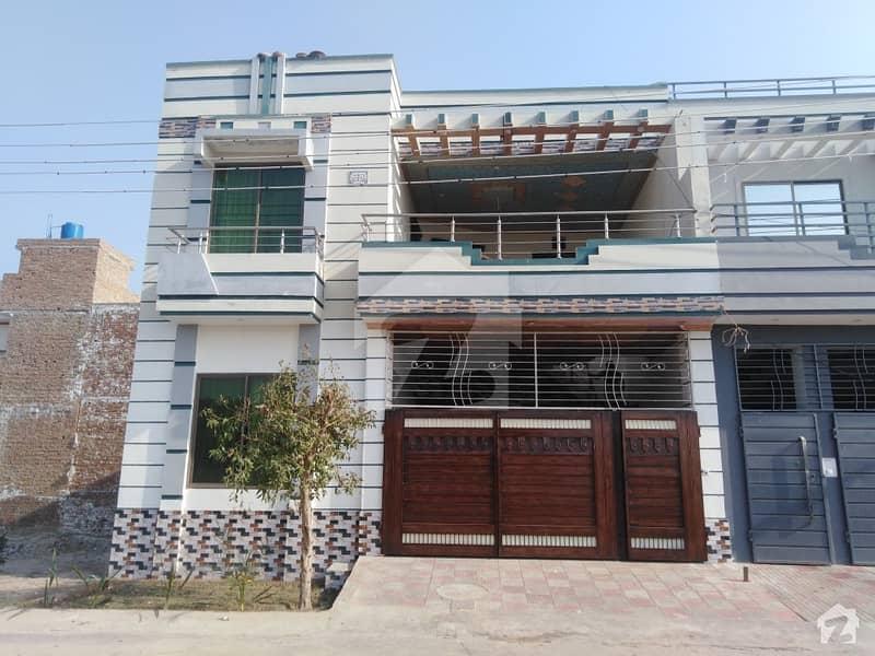 سٹی گارڈن ہاؤسنگ سکیم جہانگی والا روڈ بہاولپور میں 4 کمروں کا 5 مرلہ مکان 85 لاکھ میں برائے فروخت۔