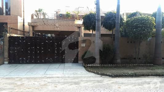 23 Marla Double Storey House For Sale In H Block Of Johar Town Phase 2 Lahore