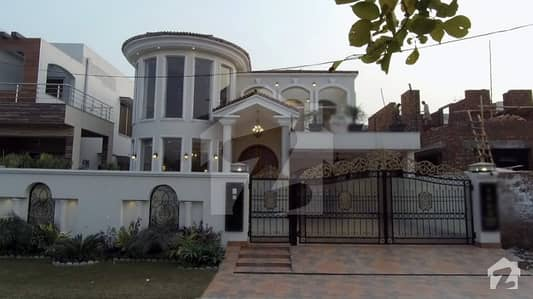 1 Kanal Brand New Next To Corner House For Sale In A Block Of Eden City Lahore