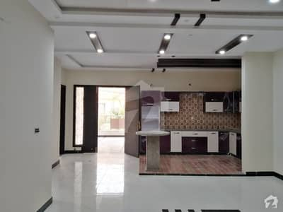 Independent Leased Brand New 240 Square Yards 6 Bedroom 2 Unit Bungalow Is Available For Sale At GulistaneJauhar  Block 14