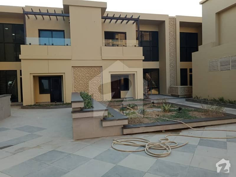 Double Storey Ground  1 House For Sale In Crescent Bay Emaar Dha Phase 8 Ext Karachi