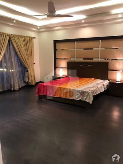 1 Kanal House Full Furnished For Available In DHA Lahore Phase 5 Block E