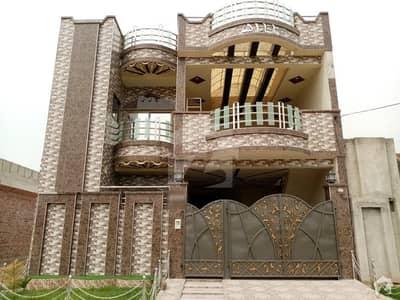 House Is Available For Sale Khayabane Manzoor Jarwala Road