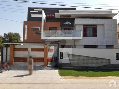 گلشنِ معمار - سیکٹر ڈبلیو گلشنِ معمار گداپ ٹاؤن کراچی میں 6 کمروں کا 1.2 کنال مکان 5.5 کروڑ میں برائے فروخت۔