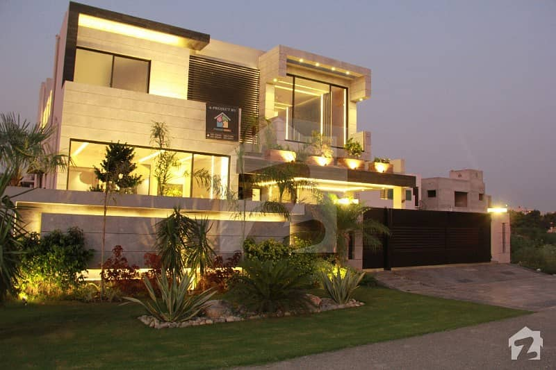 1 Kanal 6 Bed Beautiful House For Sale In DHA Phase 6 Lahore